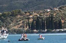 Νεκροί Έλληνας και δύο Ρώσοι από συντριβή ελικοπτέρου στον Πόρο
