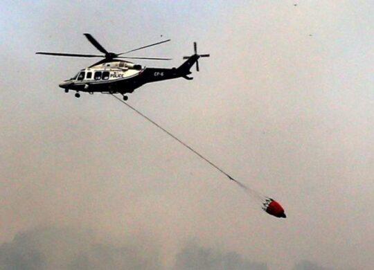 Κύπρος: Μεγάλη πυρκαγιά στη Λεμεσό