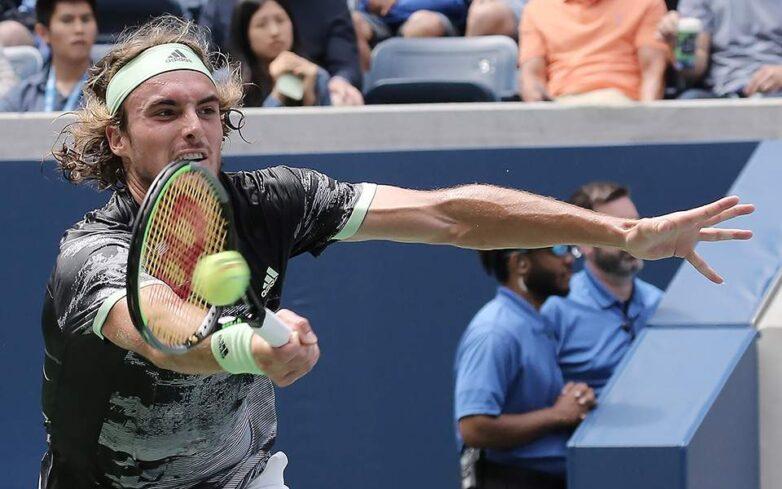 Σοκ και αποκλεισμός στην πρεμιέρα του US Open για τον Τσιτσιπά