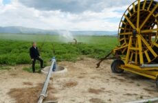Παρέμβαση Κ. Αγοραστού για τα μεγάλα αρδευτικά έργα τουΥπουργείου Αγροτικής Ανάπτυξης στη Θεσσαλία