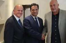 Συναντήσεις Μπέου με υπουργούς για θέματα του  Βόλου