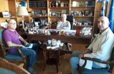 Θέματα παιδείας στη συνάντηση Γ. Πολύζου-Δωροθέας Κολυνδρίνη