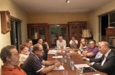 Συνάντηση Επιστημονικών φορέων της Μαγνησίας για την επιβάρυνση του περιβάλλοντος