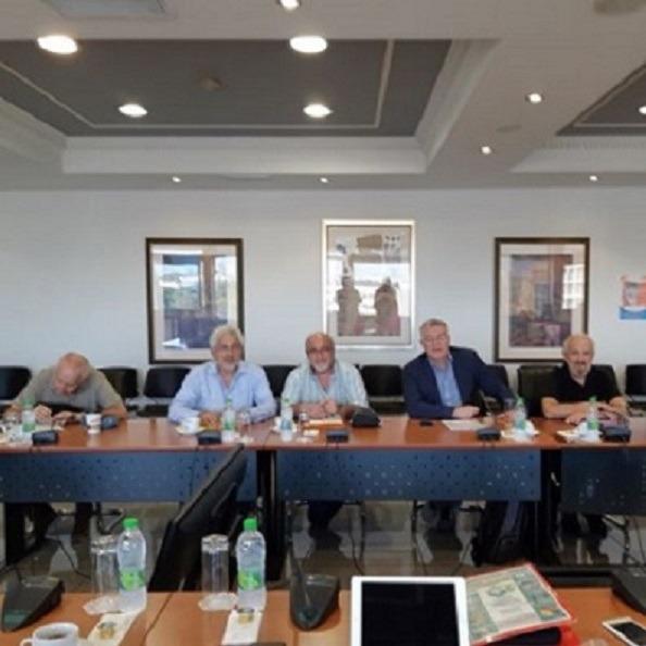 Στο Υπουργείο Προστασίας του Πολίτη ο συντονιστής Αποκεντρωμένης Διοίκησης Θεσσαλίας – Στ. Ελλάδας