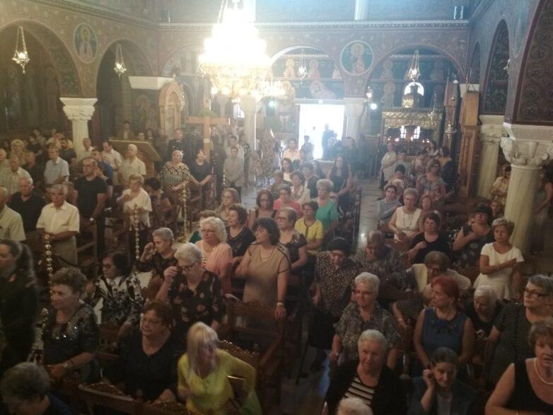 Εκδηλώσεις ιστορικής μνήμης στην Ευαγγελίστρια της Ν. Ιωνίας