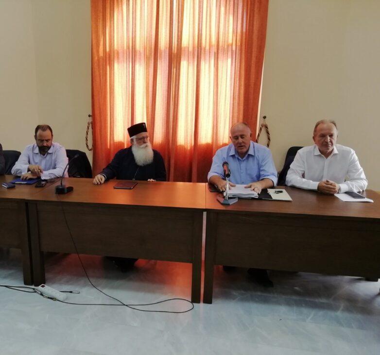 Απόλυτα ικανοποιημένος ο Δήμαρχος Ρήγα Φεραίου με την εξέλιξη της υπόθεσης Ι.Μ. Φλαμουρίου και κατοίκων Κεραμιδίου-Βενέτου