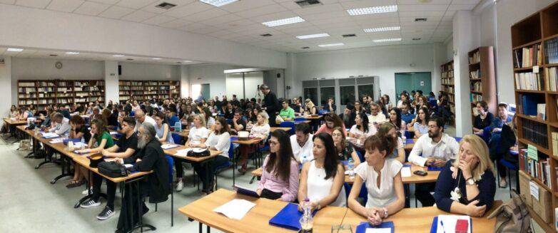 Πραγματοποιήθηκε το συνέδριο στελεχών νεότητας της Μητροπόλεως Δημητριάδος