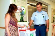 To «Ολοκληρωμένο Πρόγραμμα Ανταποδοτικής Ανακύκλωσης»  της ΕΛΑΣ επεκτείνεται στις Διευθύνσεις Αστυνομίας της ΓΕΠΑΔ Θεσσαλίας