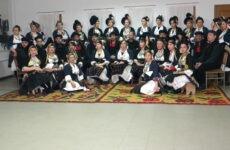 Χορευτική περιδιάβαση στονΕλληνικό χώρο