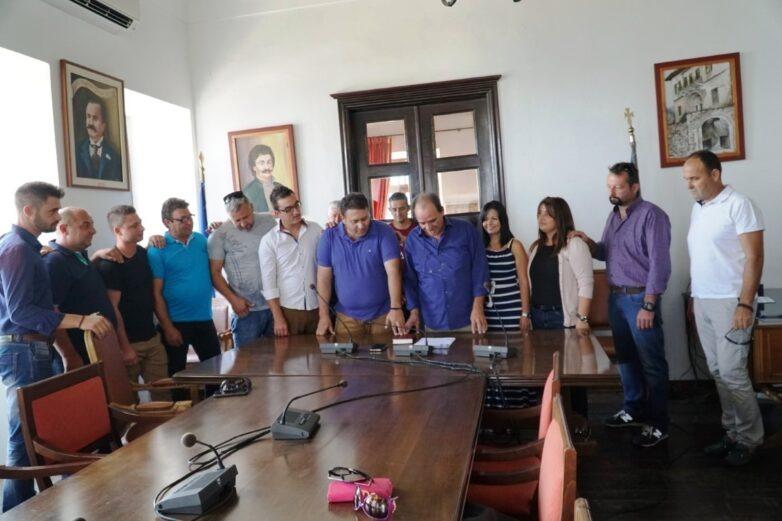 Ανέλαβαν καθήκοντα 11 μόνιμοι υπάλληλοι στον Δήμο Ζαγοράς – Μουρεσίου