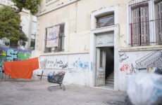 Πάνω από 130 αλλοδαποί στο κτίριο που εκκενώθηκε στα Εξάρχεια