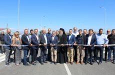 Στην κυκλοφορία ο νέος περιφερειακός δρόμος της Λάρισας και δύο κυκλικοί κόμβοι