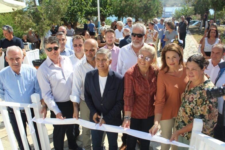 Εγκαινιάστηκε το Κέντρο Ενημέρωσης Κοινού για τα υποβρύχια Μουσεία στην Αμαλιάπολη