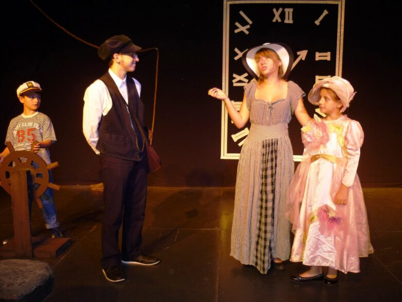 Θεατρικό εργαστήρι για παιδιά και εφήβους στην Πειραματική Σκηνή