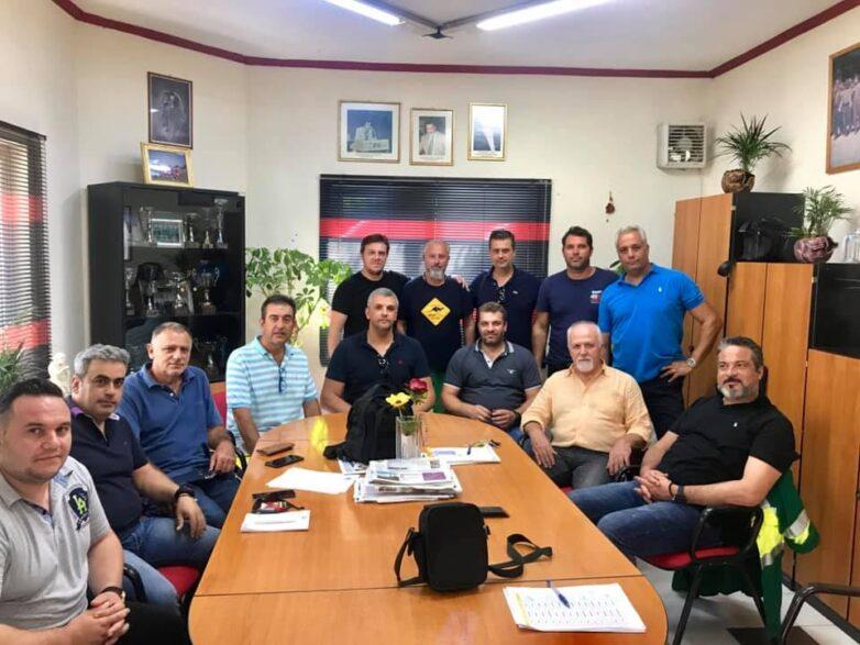 Στο Βόλο συνεδρίασε το Συντονιστικό Σωματείων εργαζομένων στην ΑΓΕΤ