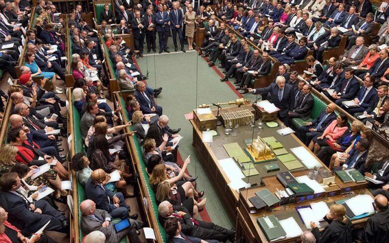 Δίχως τέλος το σίριαλ του Brexit: «Όχι» της Βουλής σε εκλογές στις 12 Δεκεμβρίου