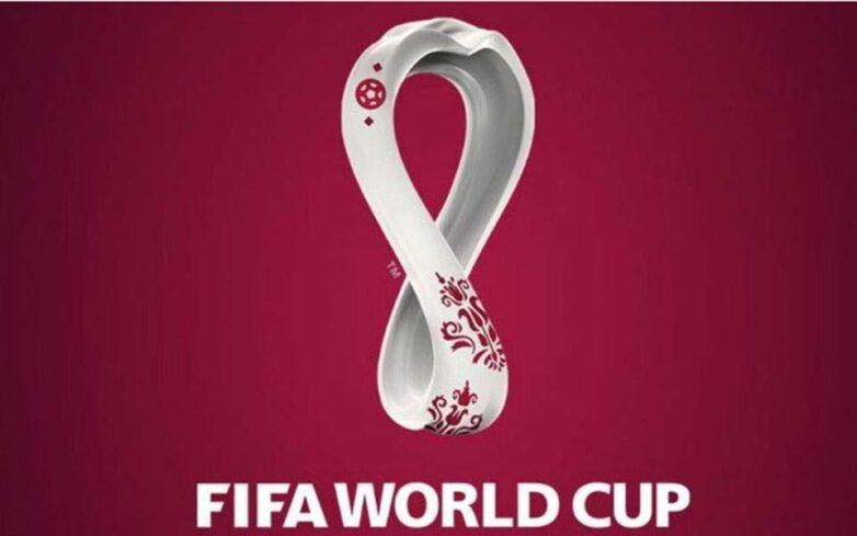 To επίσημο λογότυπο του Μουντιάλ 2022 που θα διεξαχθεί στο Κατάρ