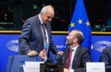 Στον Β. Μεϊμαράκη το χαρτοφυλάκιο για τις σχέσεις του ΕΛΚ με τα εθνικά κοινοβούλια