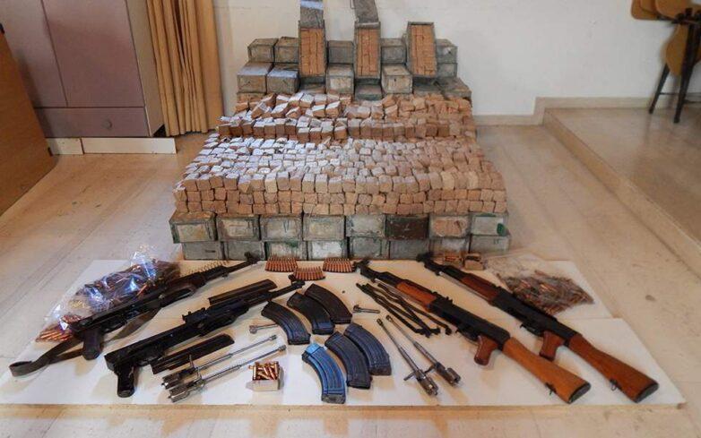 Απ' ευθείας deal με Αλβανούς εμπόρους όπλων είχε ο 59χρονος Κρητικός