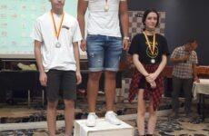 Ασημένιο μετάλλιο για νεαρό Βολιώτη σκακιστή σε Διεθνές Τουρνουά στην Οχρίδα