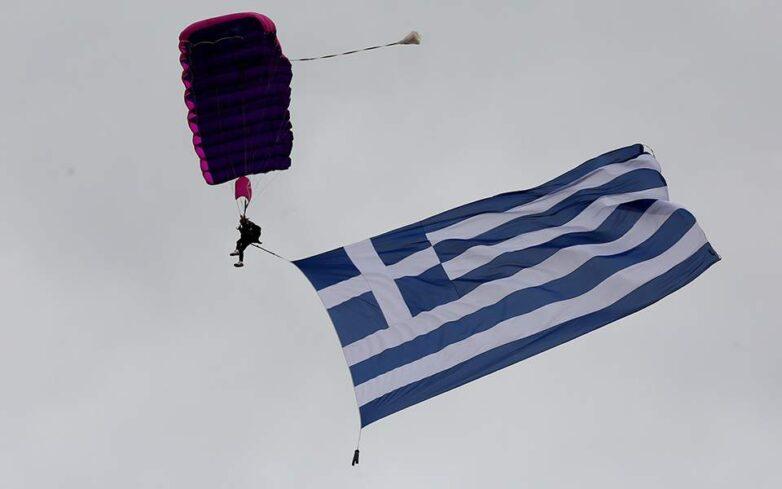 Athens Flying Week: Εντυπωσιακές εικόνες από την Τανάγρα