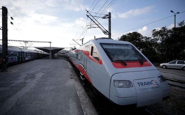 Αθήνα – Θεσσαλονίκη σε τρεις ώρες με το τρένο το 2021