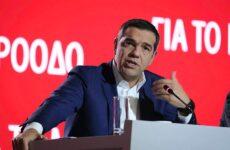 Αλ. Τσίπρας στη ΔΕΘ: Θα ασκήσουμε μαχητική και εποικοδομητική αντιπολίτευση