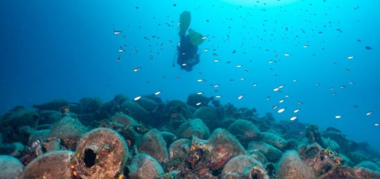 Παρουσίαση των υποβρύχιων μουσείων στο Ξενία Βόλου