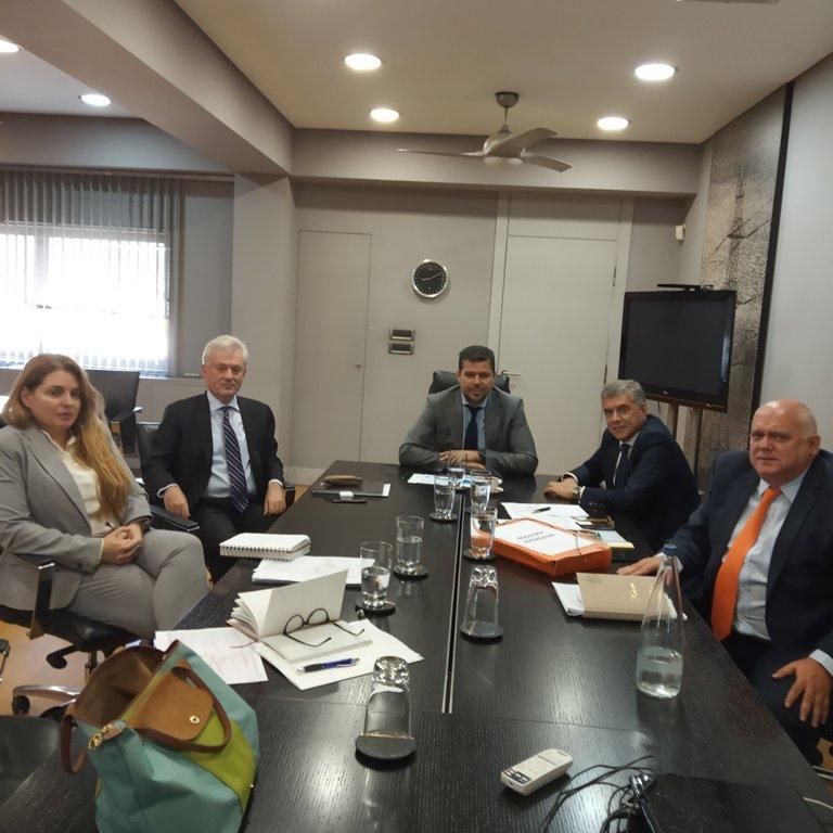 Επανεκκινεί το θέμα του Υδροηλεκτρικού Εργοστασίου της ΔΕΗ στη Μεσοχώρα ο Κώστας Αγοραστός