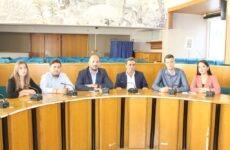 Ξεκινούν οι εργασίες του Περιφερειακού Συμβουλίου Νέων Θεσσαλίας