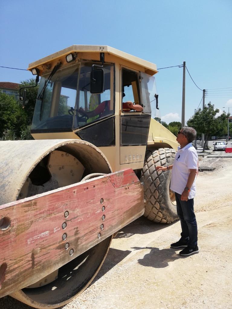Νέο έργο αγροτικής οδοποιίας 400.000 ευρώ χρηματοδοτεί η Περιφέρεια Θεσσαλίας στο Σέσκλο του Δήμου Βόλου