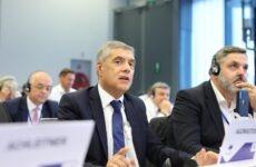 Κ. Αγοραστός: Πολιτικές για τους πολλούς, για να διαφυλάξουμε το ευρωπαϊκό όραμα και ιδεώδες