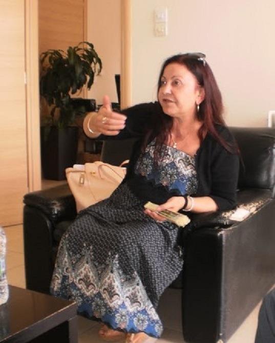 Την Προϊσταμένη της Ιατροδικαστικής Υπηρεσίας Λαμίας τιμά ο Δήμος Ρήγα Φεραίου