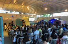 Παρουσίαση Ετήσιου Εκπαιδευτικού Προγράμματος του Βρεφονηπιακού Σταθμού της ΙΜΔ