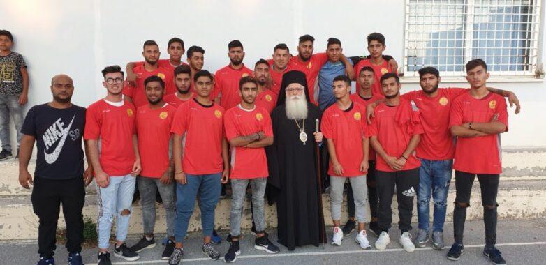 Στο Γ' Τοπικό Πρωτάθλημα Μαγνησίας της ΕΠΣ Θεσσαλίας η ποδοσφαιρική ομάδα «Δημητριάς»