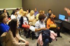 Ενημερωτική συνάντηση  εκπαιδευτικών Α/θμιας και Β/θμιας Εκπαίδευσης στο Μουσείο Βυζαντινής Τέχνης και Πολιτισμού Μακρινίτσας