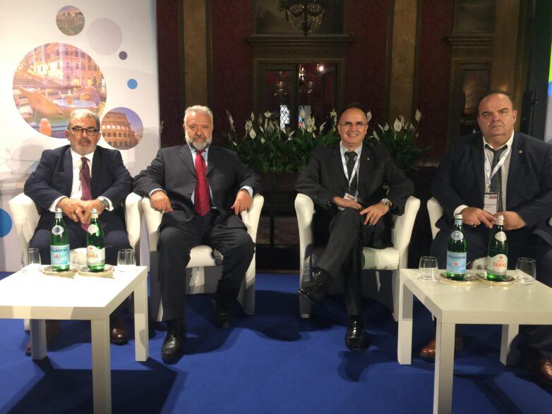 Μόνιμος εκτελεστικός αντιπρόεδρος των Ευρωεπιμελητηρίων ο Κωνσταντίνος Μίχαλος