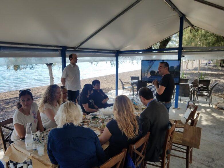 Παρουσίαση της Νέας Αγχιάλου σε Εσθονούς tour operators