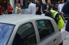 Δεκάδες κλήσεις για παράνομη στάθμευση στο Βόλο