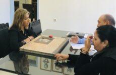 Ενέργειες Ζέττας Μακρή για ανέγερση νέου Δικαστικού Μεγάρου στο Βόλο