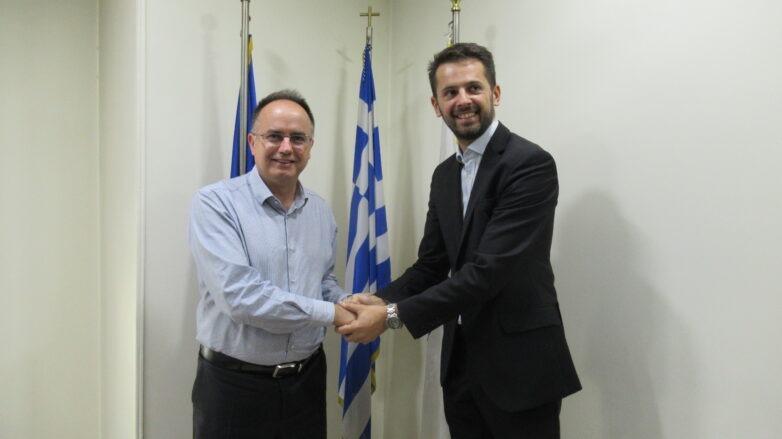 Έναρξη συνεργασίας Μαγνησίας-Σερβίας