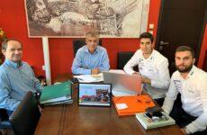 Διεθνής πρωτιά για το αγωνιστικό μονοθέσιο της φοιτητικής ομάδαςΚένταυρος με την υποστήριξη της Περιφέρειας Θεσσαλίας