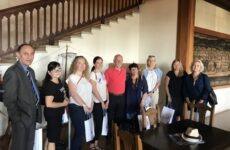 Ομάδα tour operators από την Εσθονία γνώρισε την Αργώ