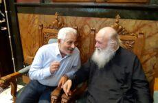 Στη χειροτονία του νέου επισκόπου Ωρεών Φιλοθέου, ο συντονιστής Αποκεντρωμένης Διοίκησης Θεσσαλίας – Στερεάς Ελλάδας