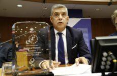Στις Βρυξέλλες ο Κ. Αγοραστόςγια την «Ευρωπαϊκή Εβδομάδα Περιφερειών και Πόλεων»