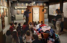 «Μία εικόνα, χίλιες λέξεις»: 1ο Εκπαιδευτικό Πρόγραμμα στο Βυζαντινό Μουσείο Μακρινίτσας