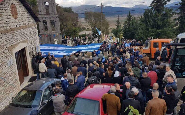 Αλβανία: Δίωξη κατά της Βασ. Κατσίφα για δηλώσεις της στο μνημόσυνο του γιου της