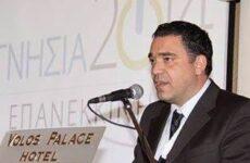 Εκ νέου πρόεδρος του Γεωπονικού Συλλόγου Μαγνησίας ο Κ. Λάμπρου