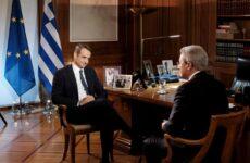 Κυρ. Μητσοτάκης για εκλογικό νόμο: Διπλές εκλογές αν δε συγκεντρώσουμε 200 ψήφους