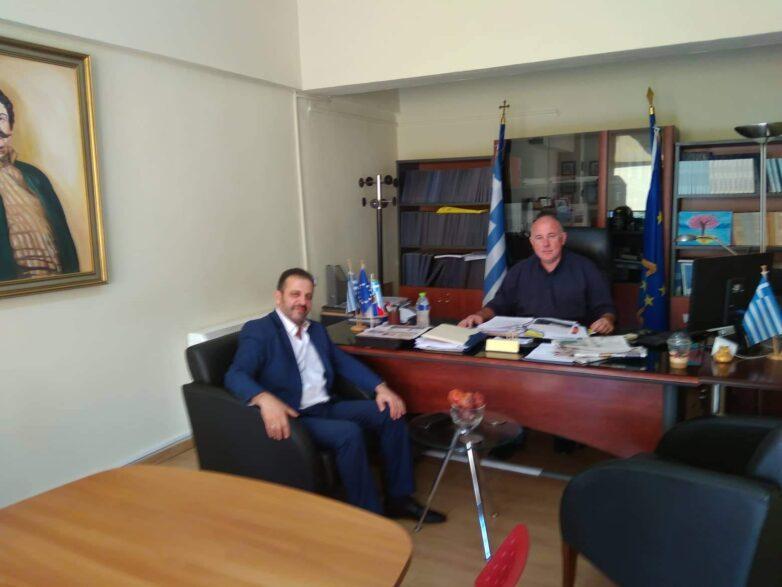 Συνεργασία Κέντρου Πρόληψης «Πρόταση Ζωής» με το Δήμο Ρήγα Φεραίου